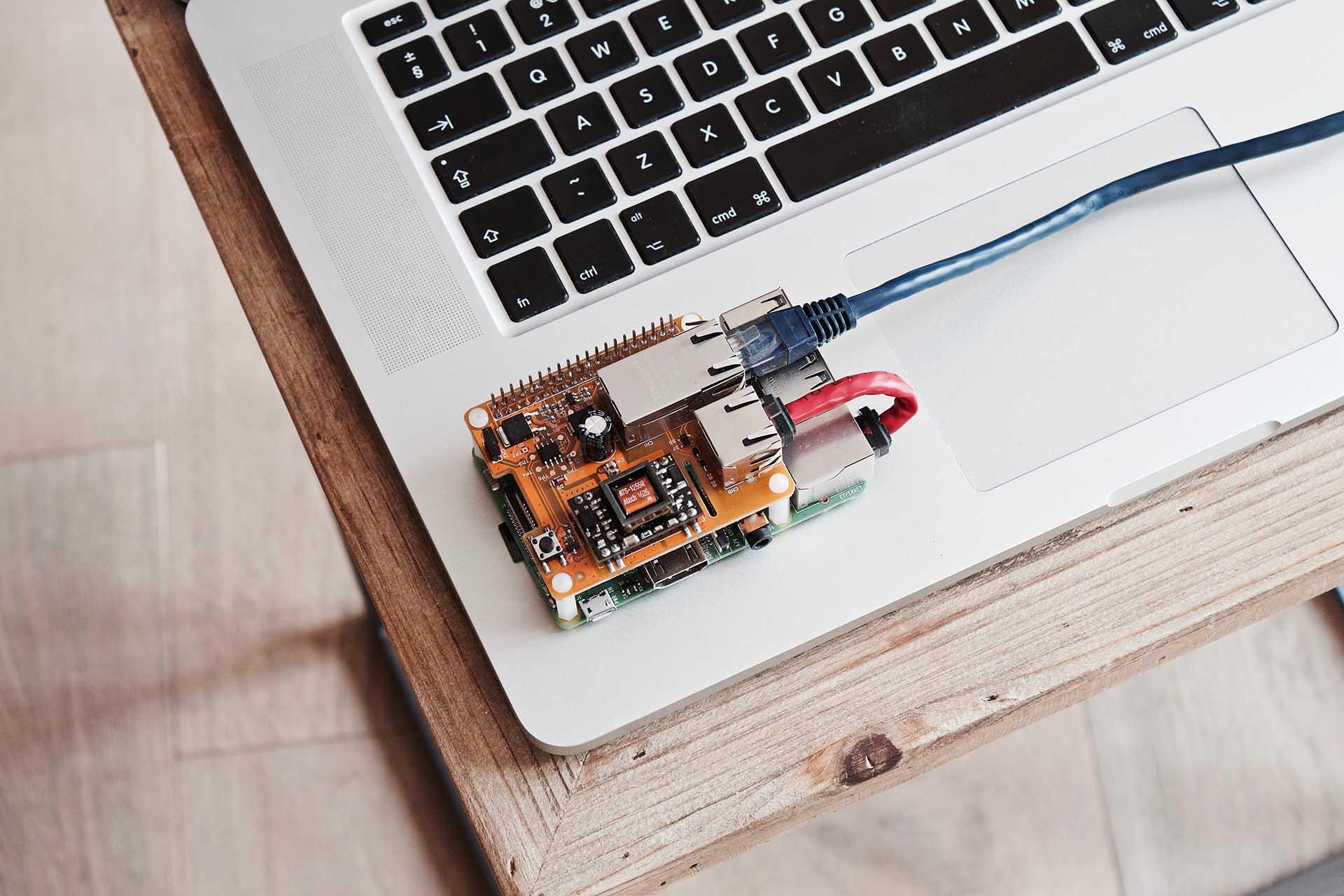 t2informatik Blog: CI/CD pipeline on a Raspberry Pi - Part 4