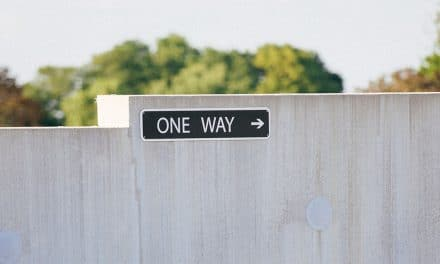 Conway's one-way street