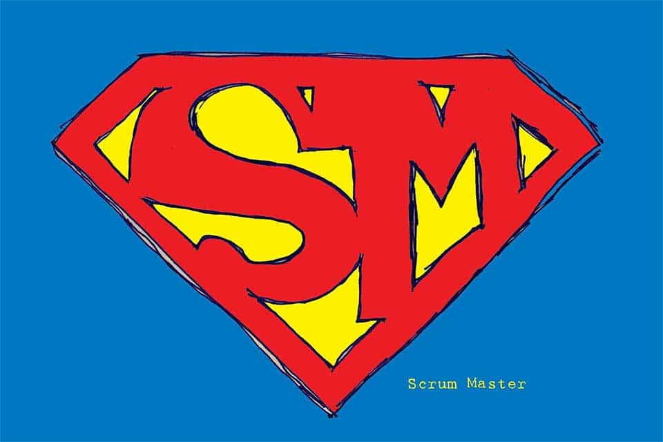 Scrum Master - some kind of super hero?