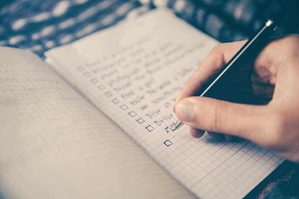 Smartpedia: How does a good time planning succeed?
