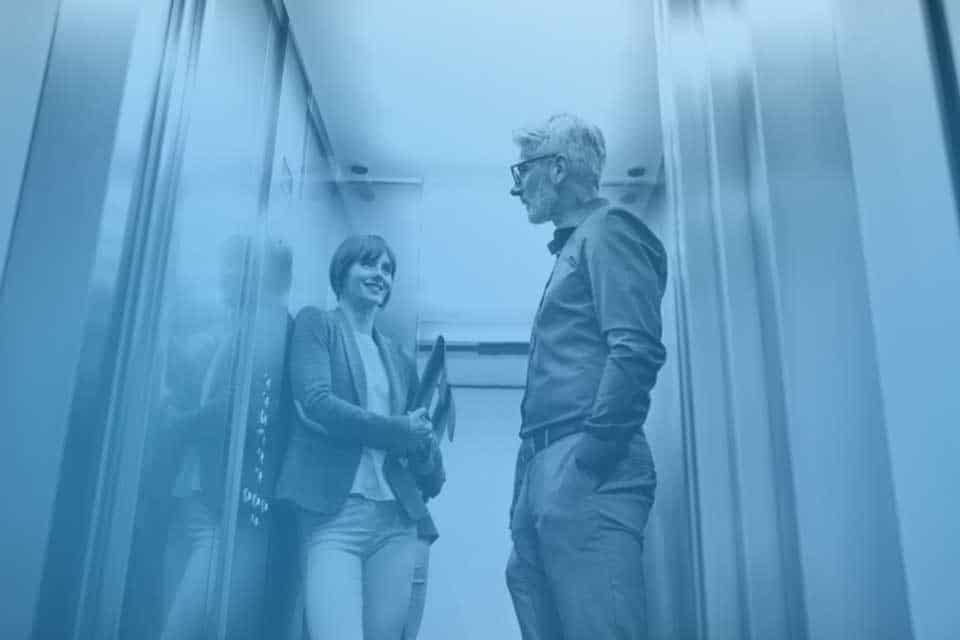 Elevator Pitch - arouse interest in an idea in a short period of time