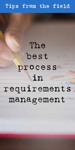 The best process in requirements management - t2informatik Blog