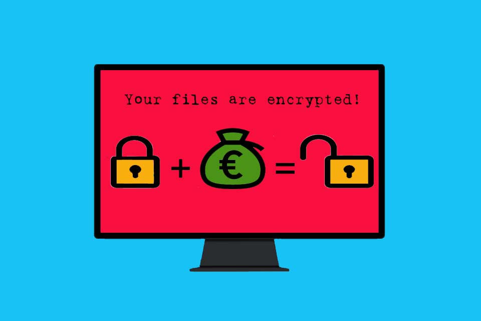 Ransomware encrypts computers or data with the aim of extorting ransom money.