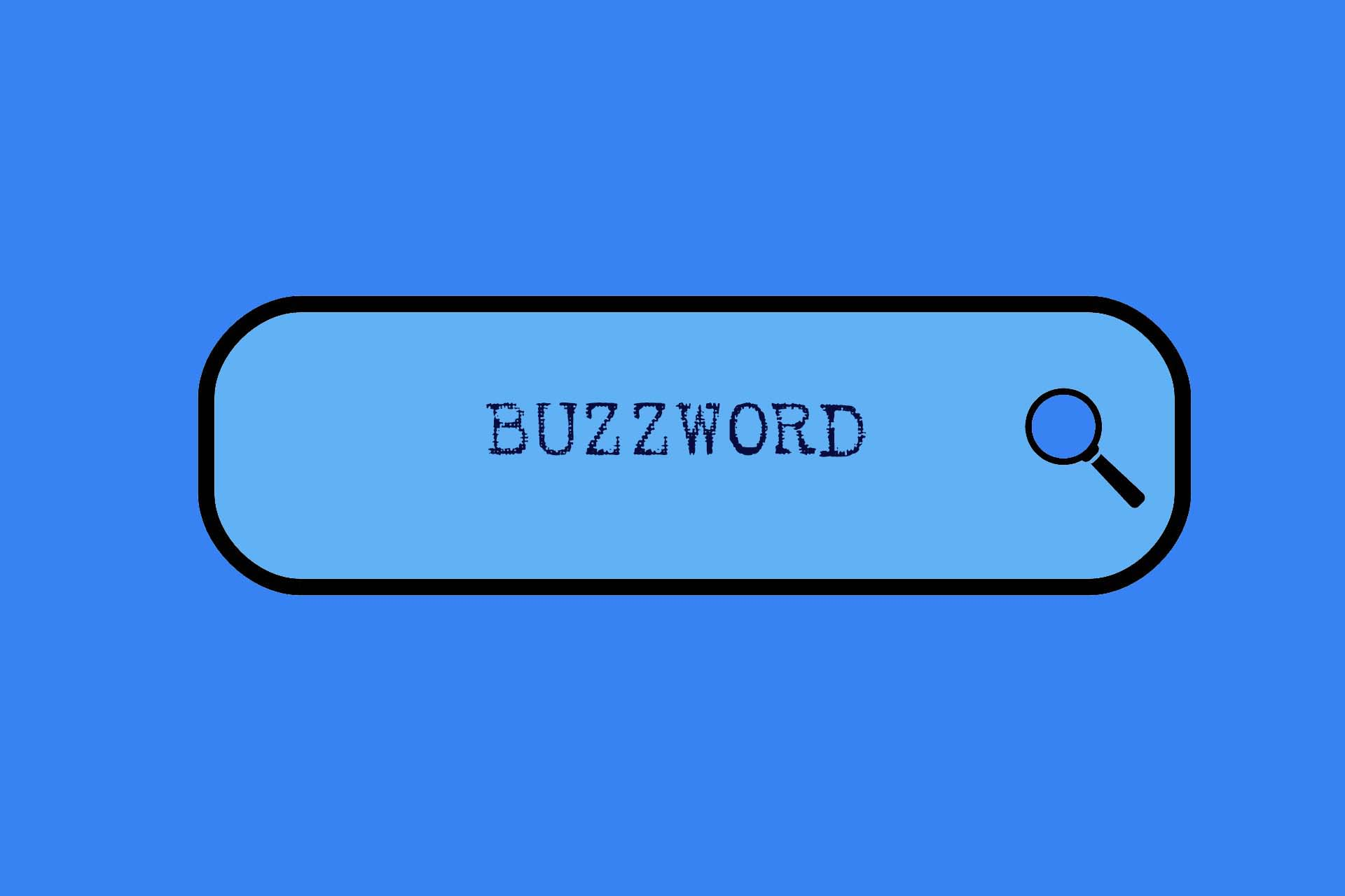 t2informatik Blog: A buzzword is a buzzword