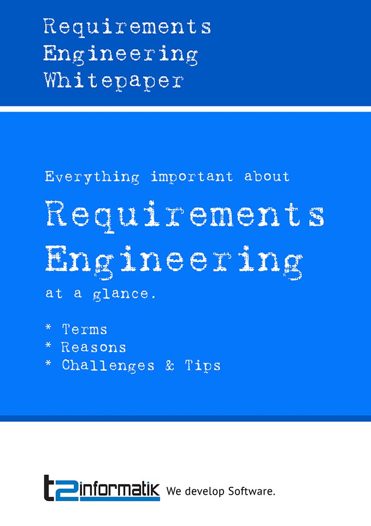 Requirements Engineering Whitepaper for free