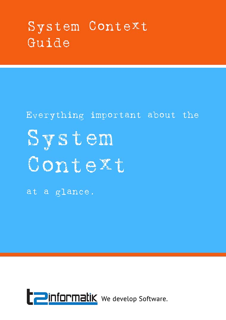 System Context Guide to take away