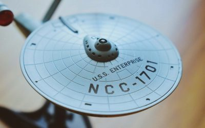 What we can learn from starship Enterprise
