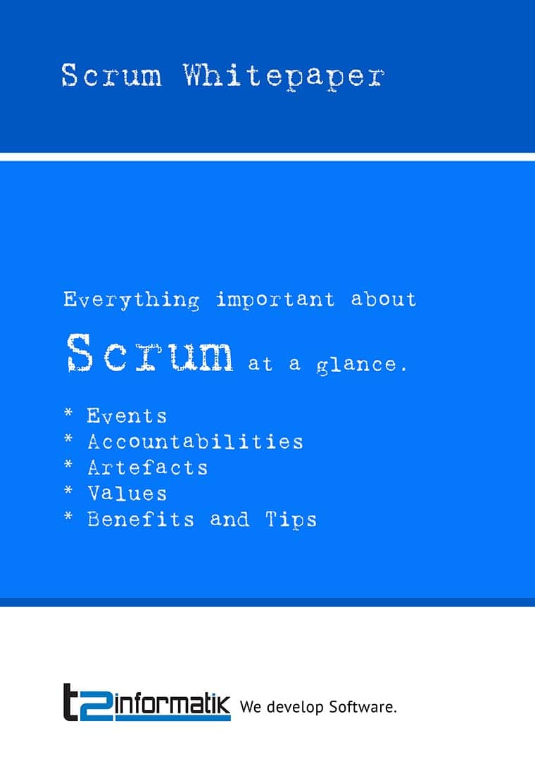 Scrum Whitepaper to take away