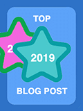 Top 2019 Blog Post - one of the most read articles in 2019