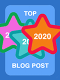 Top 2020 Blog Post - one of the most read posts in 2020