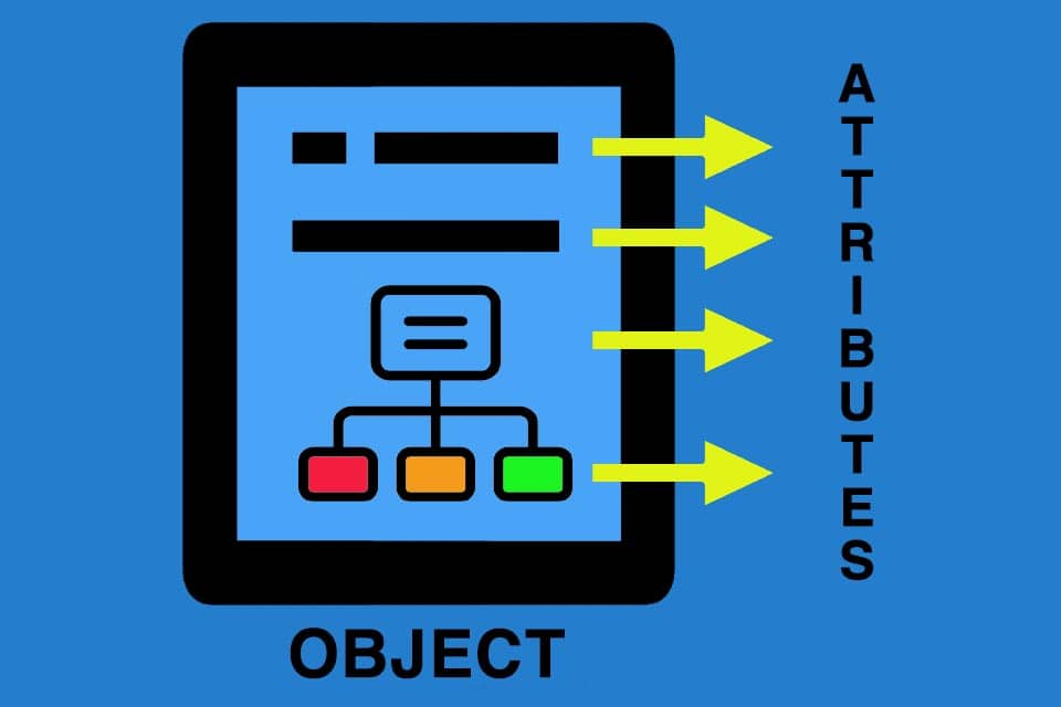 Attribute as characteristics of an object