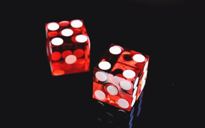 And he does play dice…