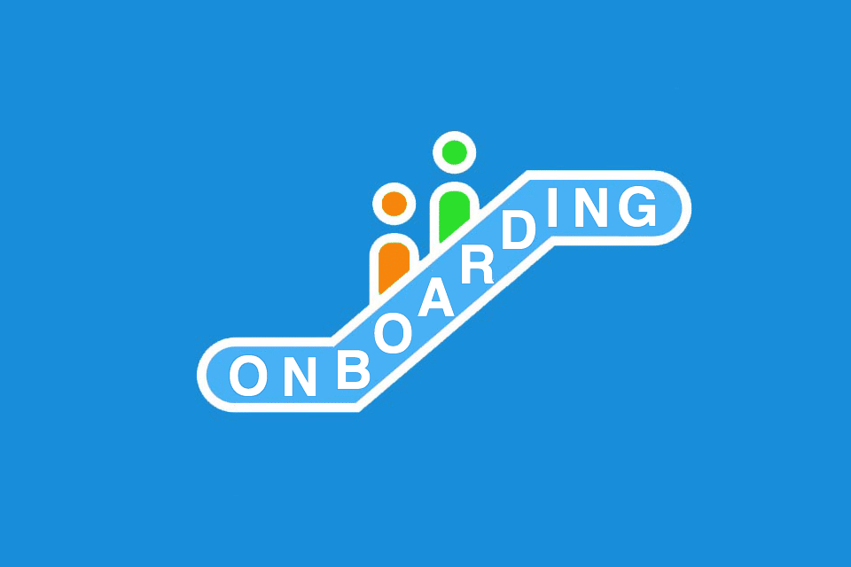 Onboarding - the process of integrating new employees into an organisation