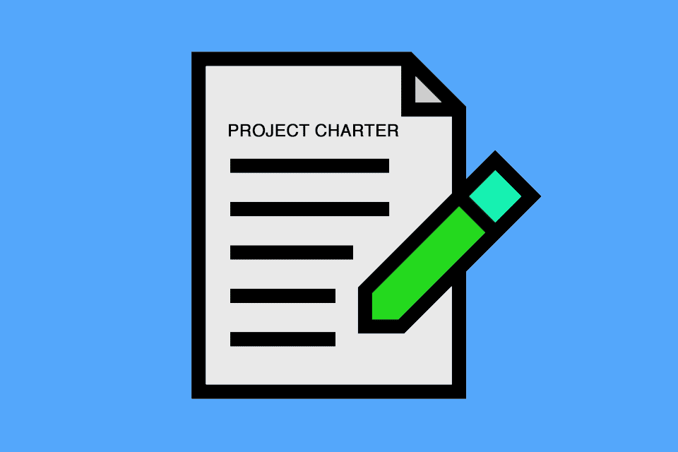 Project Charter- condensed presentation of essential project information