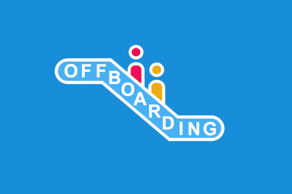 Offboarding - a structured process of parting employees