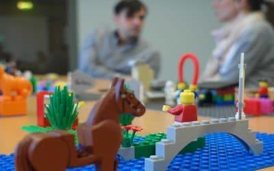 Lego im Unternehmen