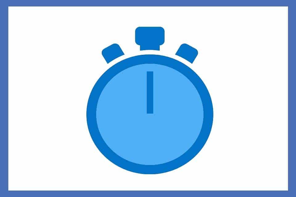 Timebox - ein zentrales Element im agilen Arbeiten