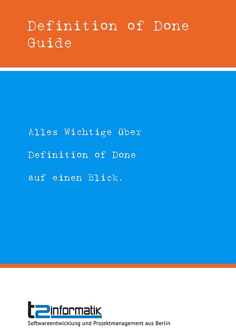 Definition of Done Guide als Download
