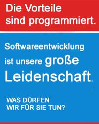 Softwareentwicklung-Banner