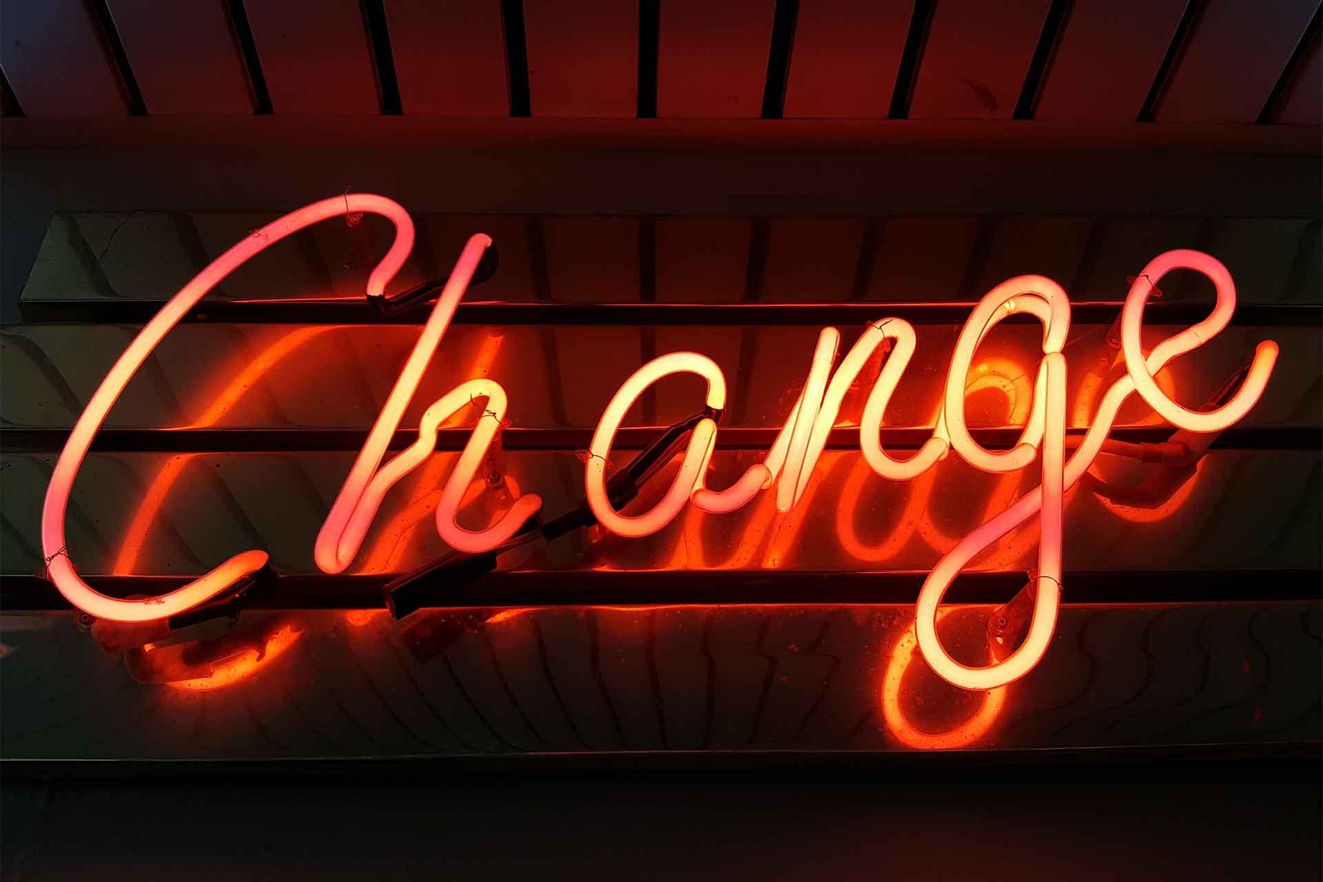 Change Management ist tot – es lebe der Dauer-Change