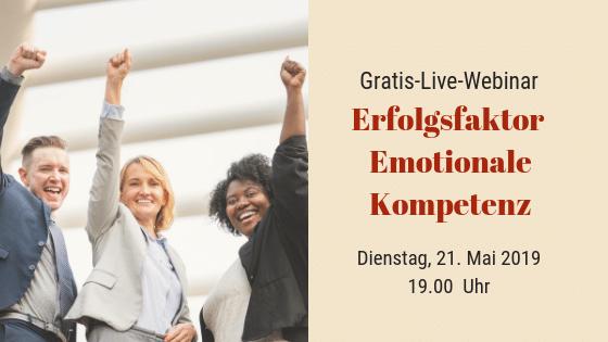 Erfolgsfaktor Emotionale Kompetenz
