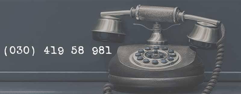Wollen wir miteinander telefonieren?