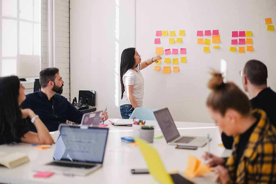 Projektdefinition als Prozess in Abhängigkeit von Vorgehen und Organisation