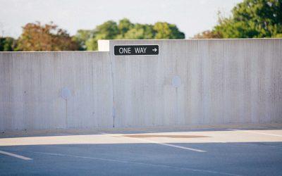 Conways Einbahnstraße