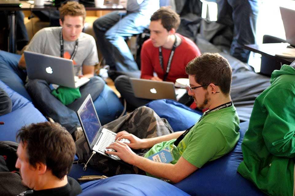 Geeks und Alpha Geeks - so könnte ein Austausch aussehen