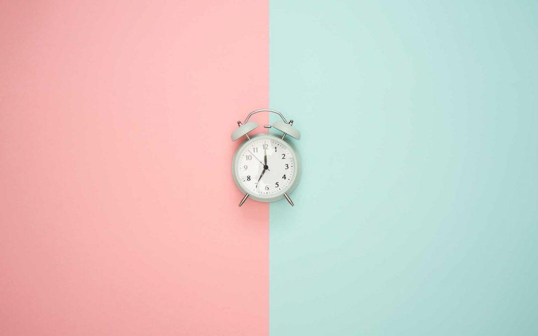 Veränderung braucht Zeit