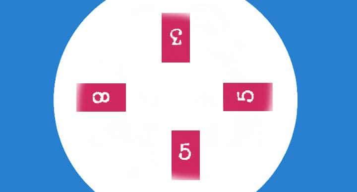 Story Points Estimation - hier als Planungspoker mit Fibonacci-Folge