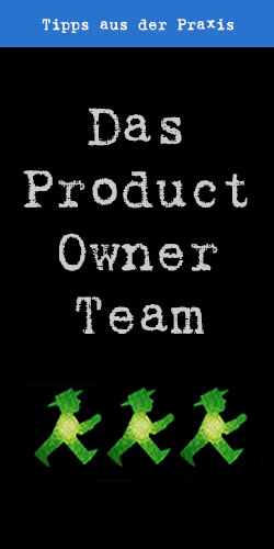Das Product Owner Team - t2informatik Blog