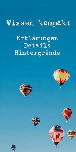 """Erklärungen, Details, Hintergründe finden Sie in """"Wissen kompakt"""""""