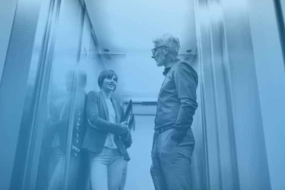 Elevator Pitch - Interesse für eine Idee in kurzer Zeit wecken