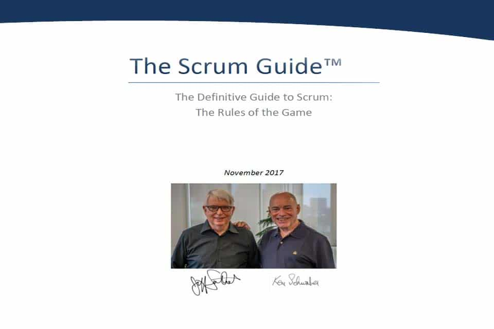 Smartpedia: What is written in the Scrum Guide and what is not?
