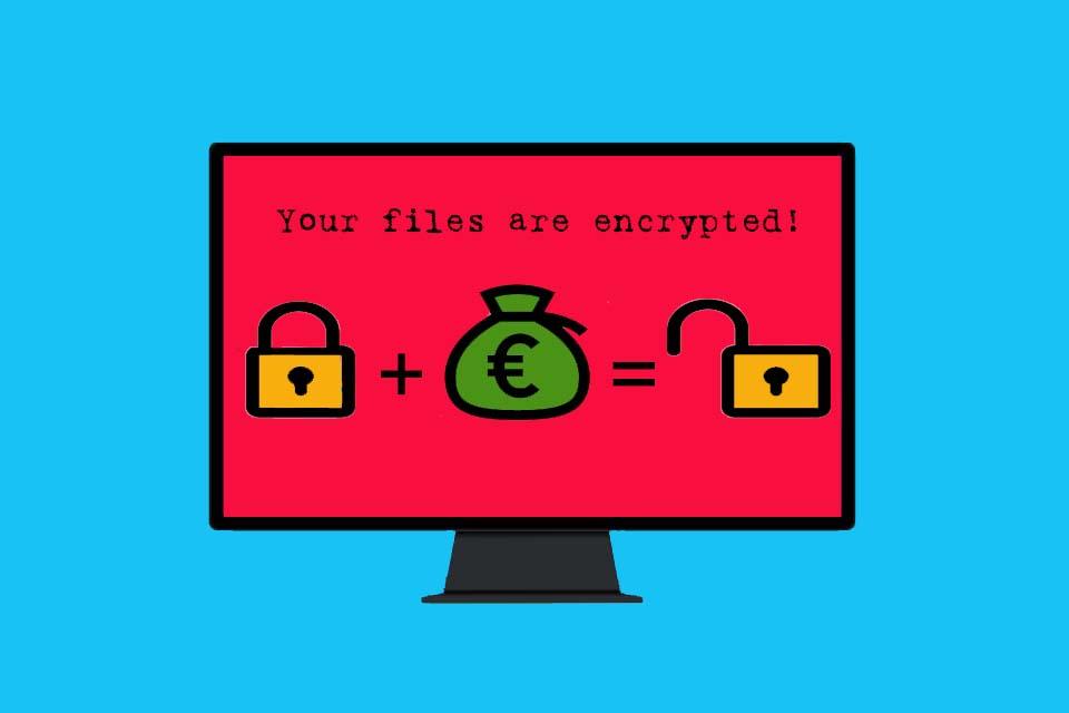 Ransomware - das Erpressen von Lösegeld durch Kidnapping von Computer oder Daten