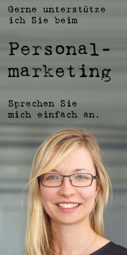 Madeleine Kern - Personalmarketing - t2informatik