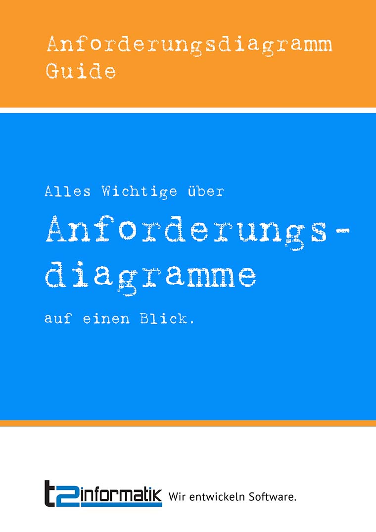 Anforderungsdiagramm Guide als Download