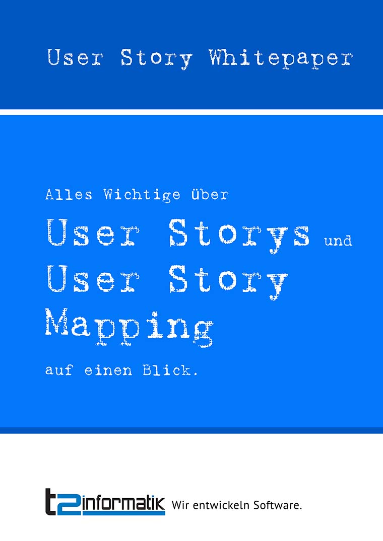 User Story Whitepaper als Download