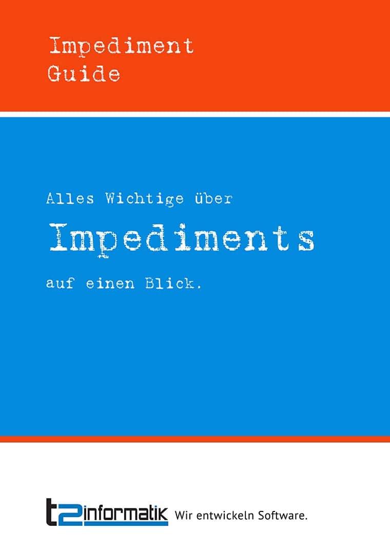 Impediment Guide - Downloads - t2informatik