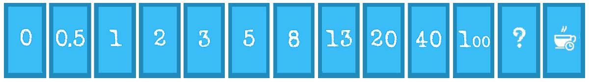 Planning Poker Karten - Wissen kompakt - t2informatik