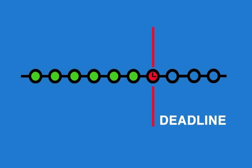 Deadline - Wissen kompakt - t2informatik